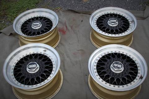 1987 BBS RS for sale at Car Wash Cars Inc in Glenmont NY