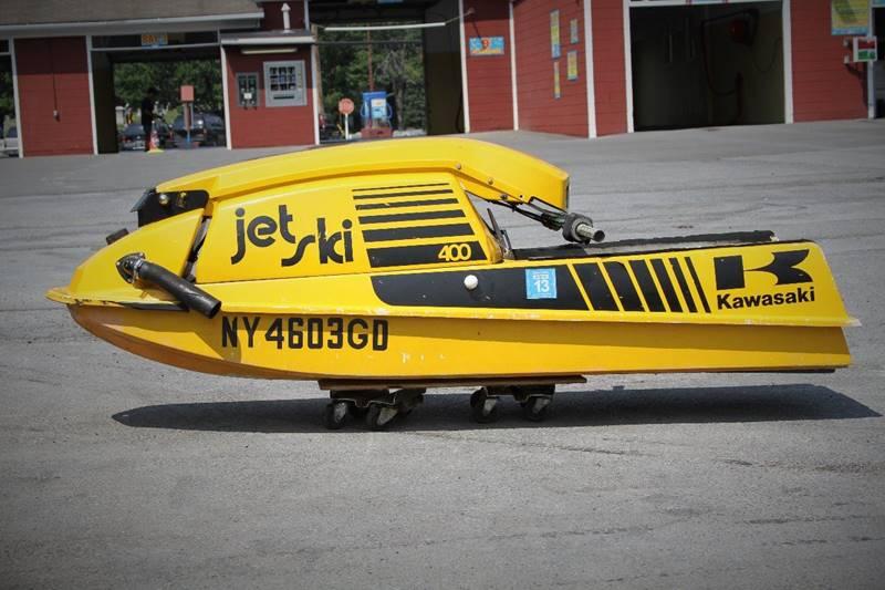 1975 Kawasaki JET SKI for sale at Car Wash Cars Inc in Glenmont NY