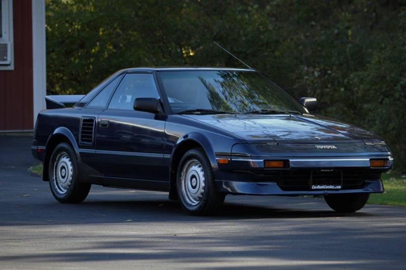 1987 Toyota MR2 for sale at Car Wash Cars Inc in Glenmont NY