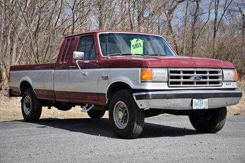 1988 Ford F250 >> Used 1988 Ford F-250 For Sale - Carsforsale.com®