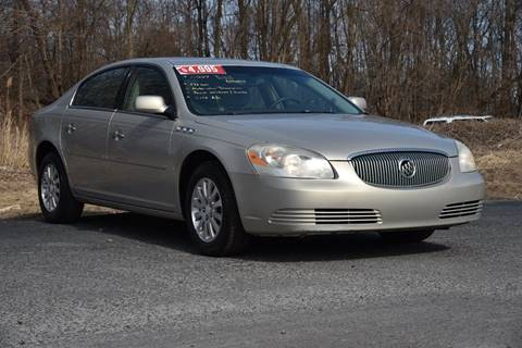 2007 Buick Lucerne for sale at Car Wash Cars Inc in Glenmont NY