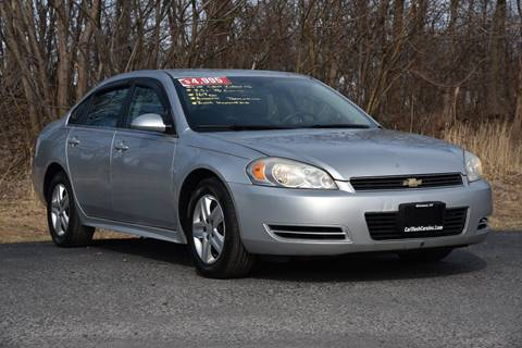 2010 Chevrolet Impala for sale at Car Wash Cars Inc in Glenmont NY