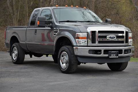 2009 Ford F-250 Super Duty for sale at Car Wash Cars Inc in Glenmont NY