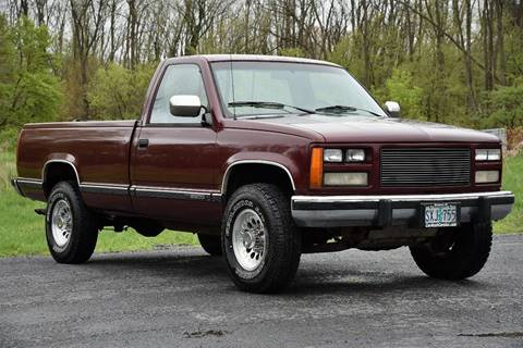 GMC Sierra 3500 For Sale in Glenmont, NY - Car Wash Cars Inc