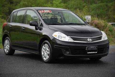 2011 Nissan Versa for sale at Car Wash Cars Inc in Glenmont NY