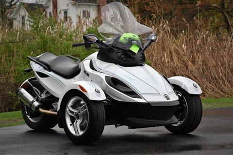 2010 Can-Am SPYDER for sale at Car Wash Cars Inc in Glenmont NY