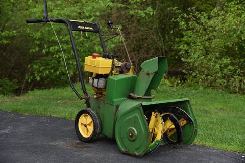 1985 John Deere 520 for sale in Glenmont, NY