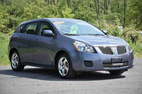 2009 Pontiac Vibe for sale at Car Wash Cars Inc in Glenmont NY