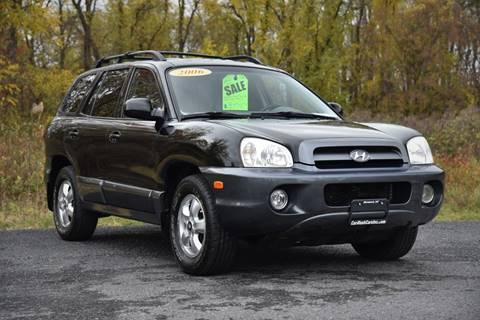 2006 Hyundai Santa Fe for sale in Glenmont, NY