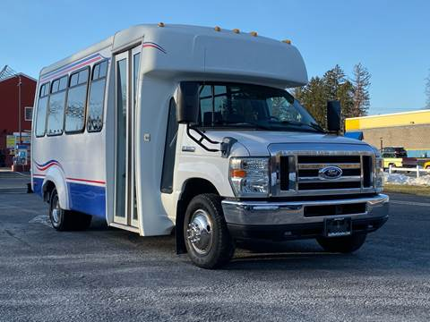 2008 Ford E-Series Chassis E-350 SD for sale at Car Wash Cars Inc in Glenmont NY