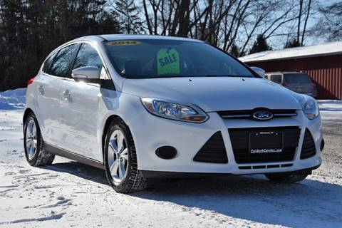 2014 Ford Focus for sale at Car Wash Cars Inc in Glenmont NY