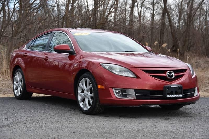 2009 Mazda MAZDA6 for sale at Car Wash Cars Inc in Glenmont NY