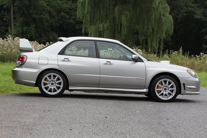 2006 Subaru Impreza for sale at Car Wash Cars Inc in Glenmont NY