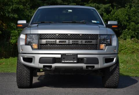 2011 Ford F-150 for sale at Car Wash Cars Inc in Glenmont NY