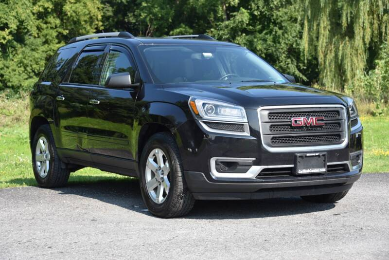 2014 GMC Acadia for sale at Car Wash Cars Inc in Glenmont NY