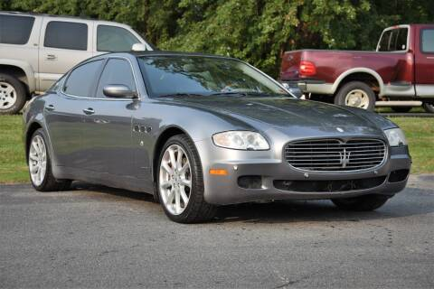 2005 Maserati Quattroporte for sale at Car Wash Cars Inc in Glenmont NY