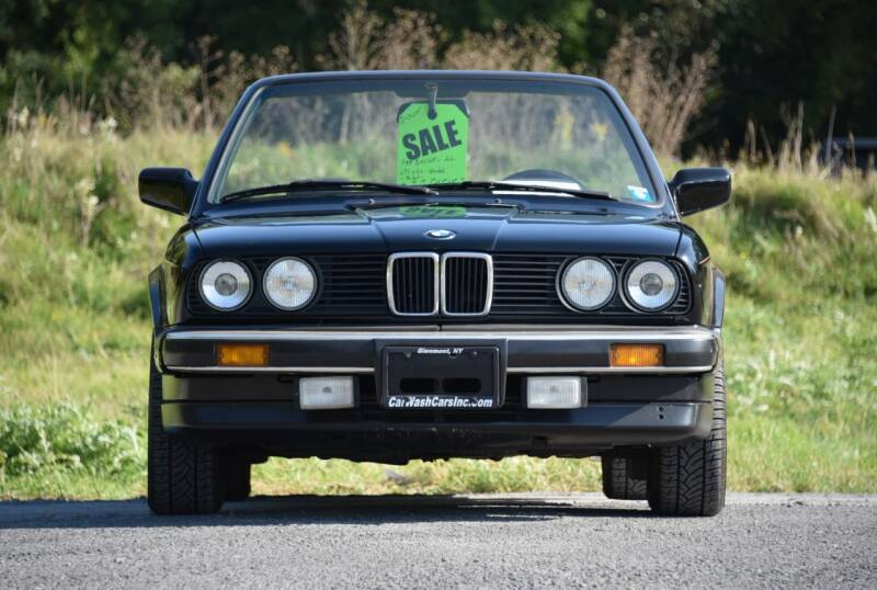 1988 BMW 3 Series for sale at Car Wash Cars Inc in Glenmont NY