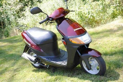 2003 Geely Z Scooter