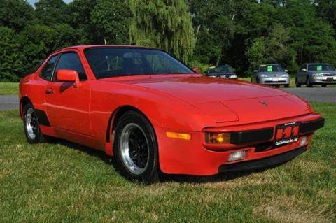 1983 Porsche 944 for sale at Car Wash Cars Inc in Glenmont NY