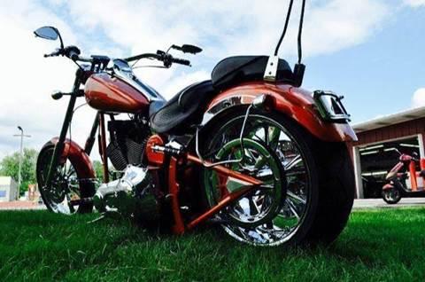 2005 Harley-Davidson NASTY