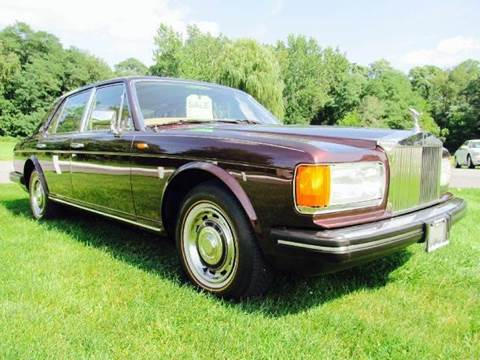 1984 Rolls-Royce Silver Spirit for sale at Car Wash Cars Inc in Glenmont NY