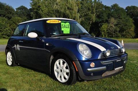 2004 MINI Cooper for sale at Car Wash Cars Inc in Glenmont NY