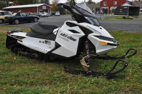 2012 Ski-Doo FREE-RIDE for sale at Car Wash Cars Inc in Glenmont NY