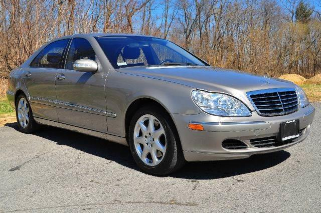 2005 Mercedes-Benz S-Class for sale at Car Wash Cars Inc in Glenmont NY