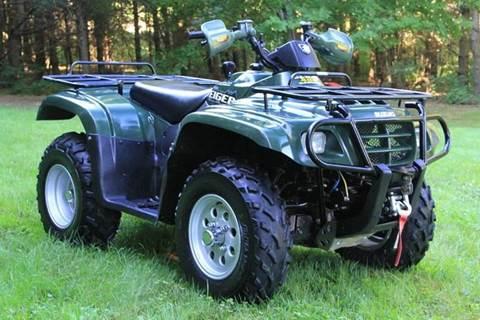 2003 Suzuki EIGER