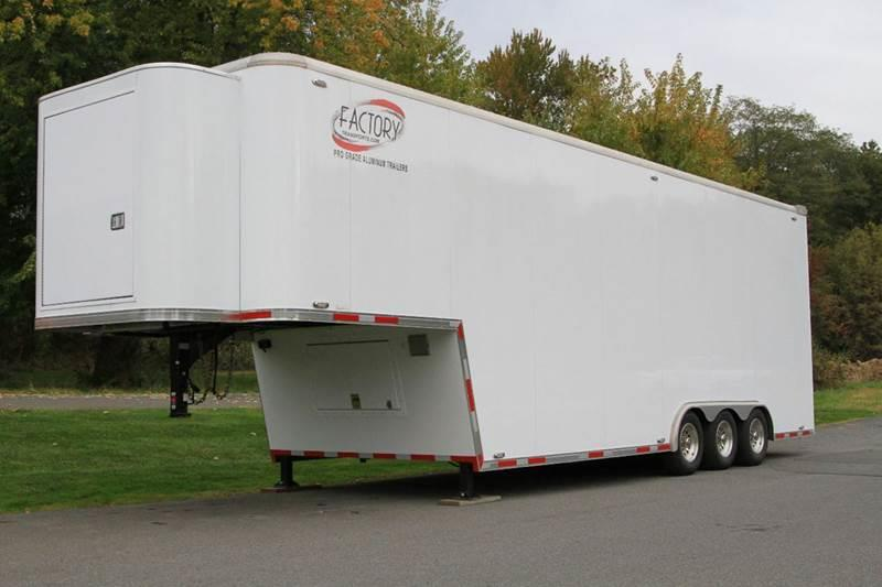 2010 FACTORY TRANSPORTS PRO GRADE ALUMINUM for sale at Car Wash Cars Inc in Glenmont NY