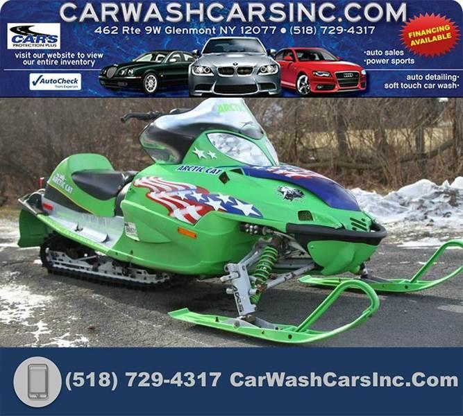 2003 Arctic Cat 500 for sale at Car Wash Cars Inc in Glenmont NY