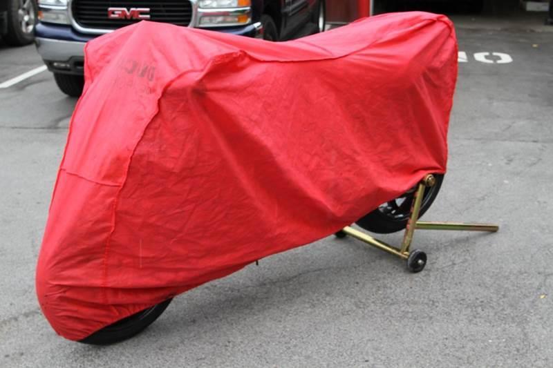 Ducati Open Clutch Wash