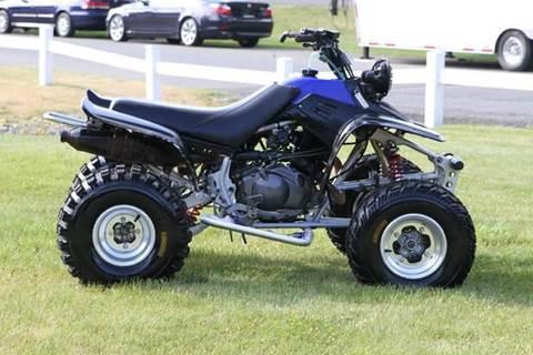 2000 Yamaha Warrior