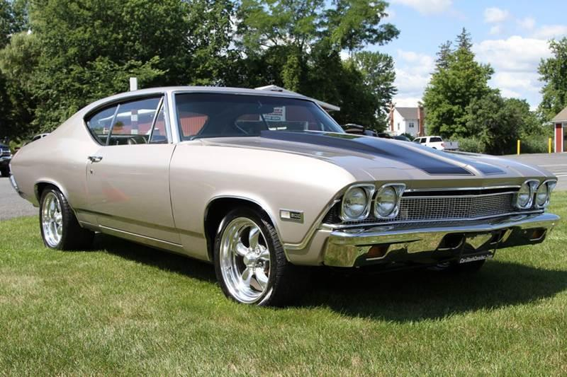 1968 Chevrolet Malibu for sale at Car Wash Cars Inc in Glenmont NY