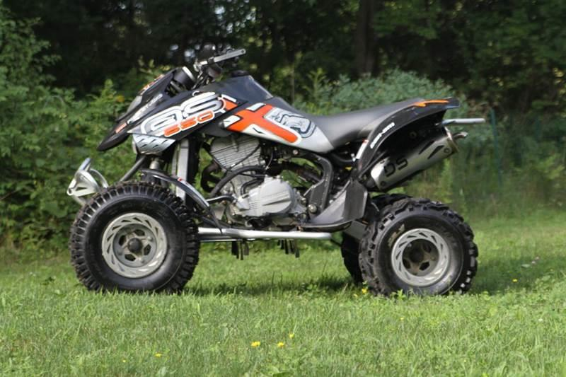 2006 Bombardier CAN AM DS 650X BAJA X - Glenmont NY