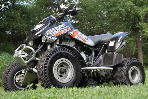 2006 Bombardier CAN AM DS 650X