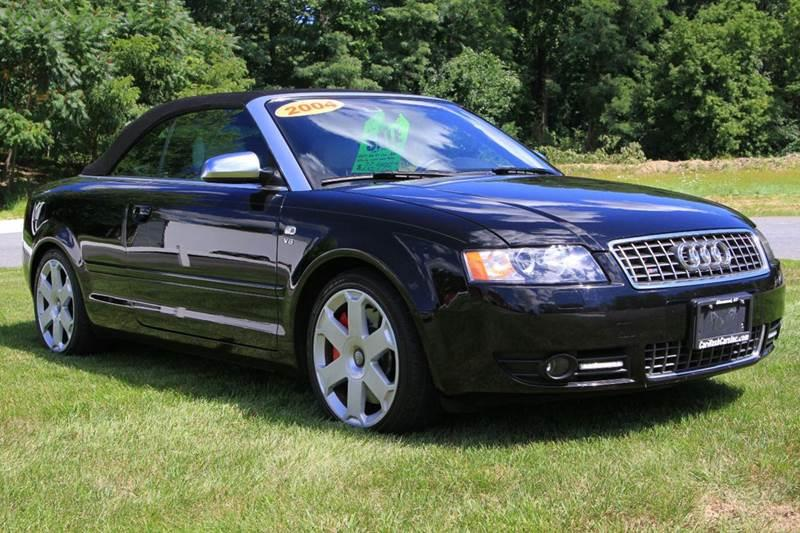 2004 Audi S4 for sale at Car Wash Cars Inc in Glenmont NY