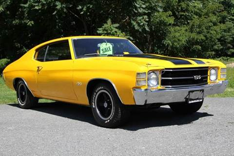 1971 Chevrolet Chevelle for sale at Car Wash Cars Inc in Glenmont NY