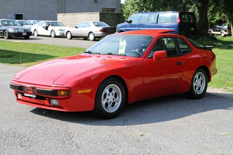 1985 Porsche 944 2dr Hatchback - Glenmont NY