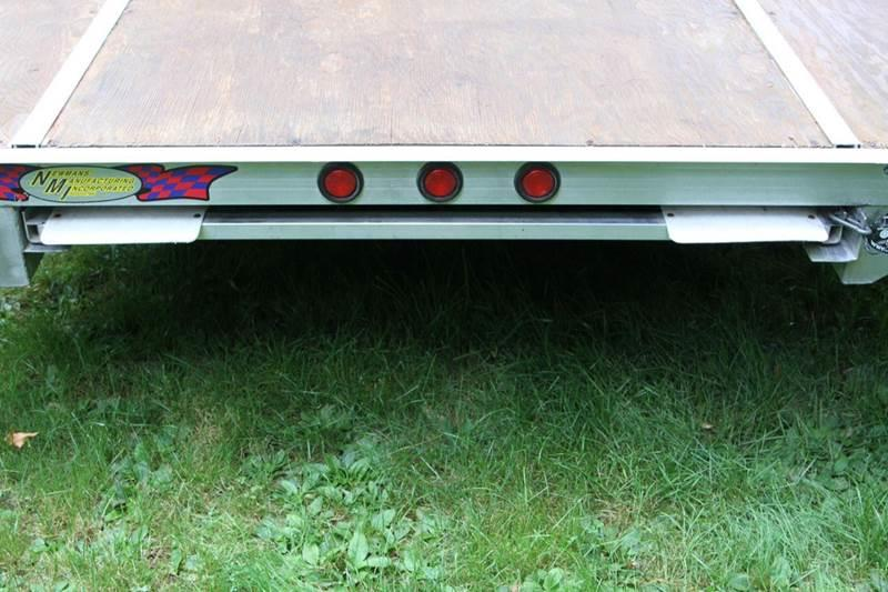 2005 NEWMANS SLEDBED DRIVE ON/OFF 18' - Glenmont NY