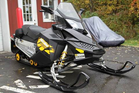 2009 Ski-Doo MXZ for sale at Car Wash Cars Inc in Glenmont NY