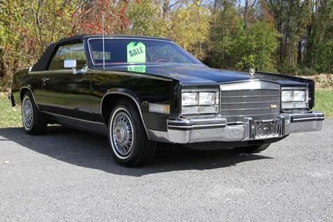 1985 Cadillac Eldorado for sale in Glenmont, NY