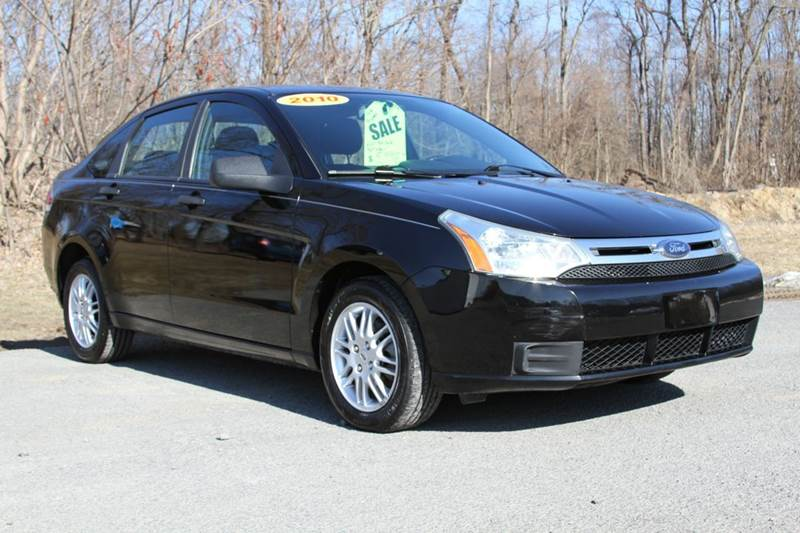 2010 ford focus se in glenmont ny car wash cars inc. Black Bedroom Furniture Sets. Home Design Ideas