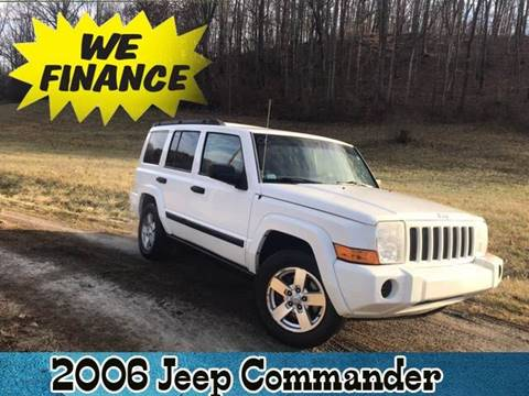 2006 Jeep Commander for sale in Ashland, KY