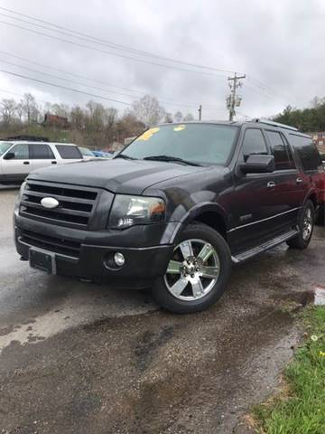 2007 Ford Expedition EL for sale at WINNERS CIRCLE AUTO EXCHANGE in Ashland KY