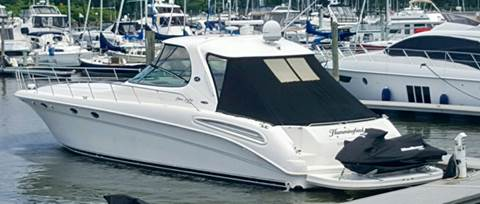 2002 SeaRay 550 sundancer for sale in Queensbury, NY