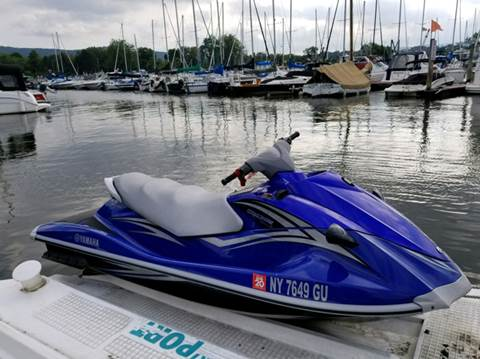 2008 Yamaha VX DELUXE for sale in Queensbury, NY
