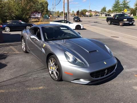 2010 Ferrari California for sale in Queensbury, NY