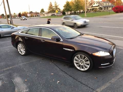 2011 Jaguar XJ for sale at R & R Motors in Queensbury NY
