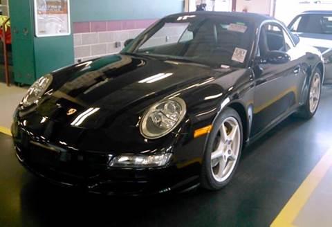 2005 Porsche 911 for sale at R & R Motors in Queensbury NY